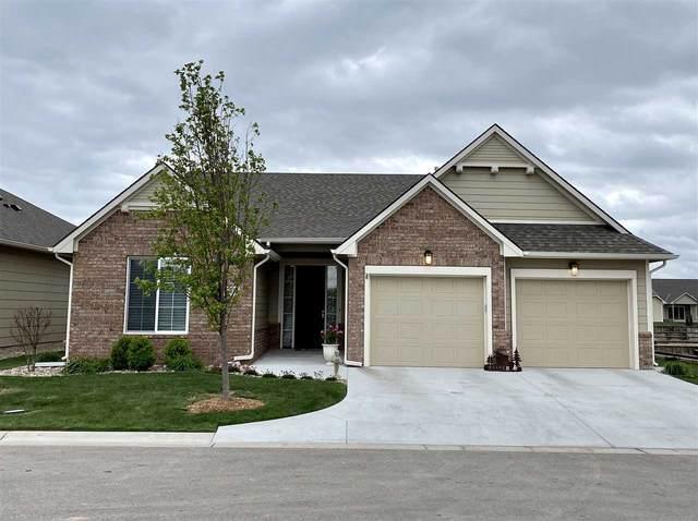 803 N Thornton St, Wichita, KS 67235 (MLS #594882) :: Graham Realtors