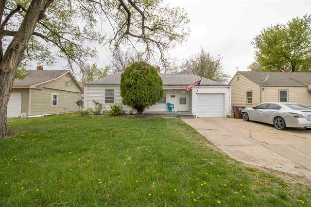721 S Lightner Dr, Wichita, KS 67218 (MLS #594885) :: Kirk Short's Wichita Home Team