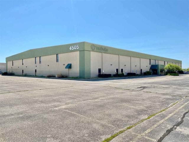 4505 E 47th St S, Wichita, KS 67210 (MLS #594887) :: Graham Realtors
