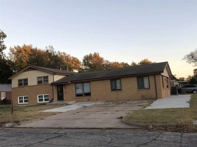 3401 E Funston 1802 S George W, Wichita, KS 67218 (MLS #594904) :: COSH Real Estate Services