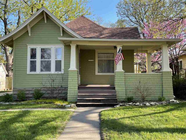 209 W 9TH ST, Newton, KS 67114 (MLS #594909) :: Graham Realtors
