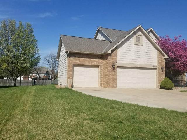 2025 N Northridge, Andover, KS 67002 (MLS #594917) :: Graham Realtors