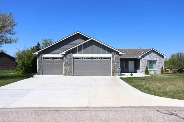 12602 E Zimmerly St, Wichita, KS 67207 (MLS #594940) :: Kirk Short's Wichita Home Team