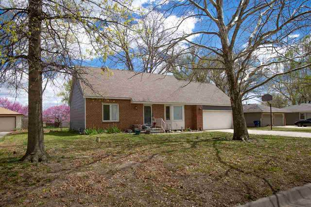 424 S Arapaho St, Wichita, KS 67209 (MLS #594944) :: The Boulevard Group