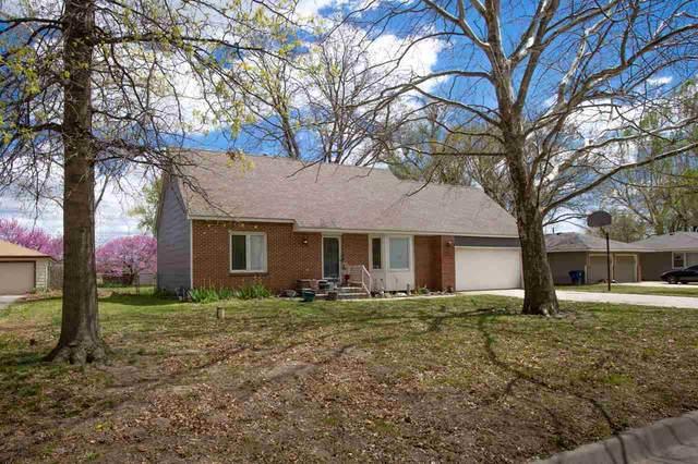 424 S Arapaho St, Wichita, KS 67209 (MLS #594944) :: Graham Realtors