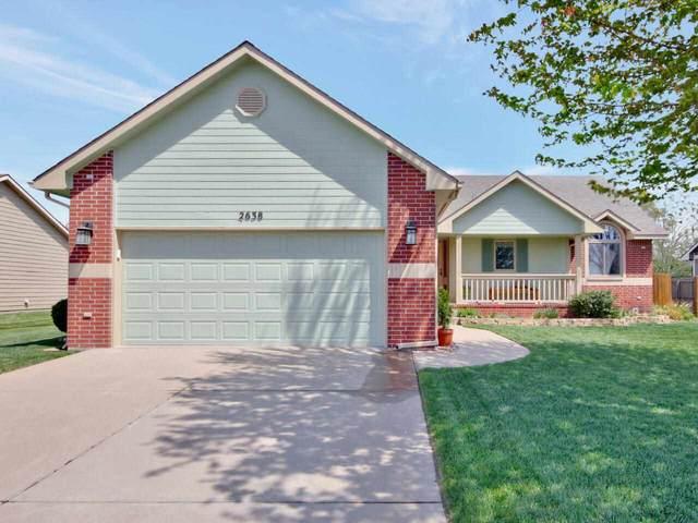 2638 N Keith St, Wichita, KS 67205 (MLS #594954) :: Graham Realtors