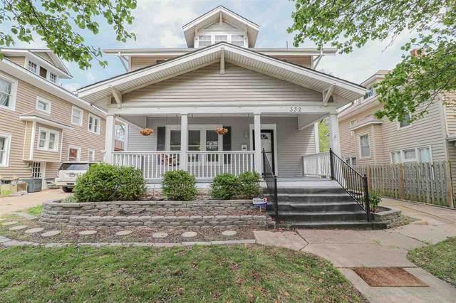 332 N Clifton Ave, Wichita, KS 67208 (MLS #594957) :: Graham Realtors