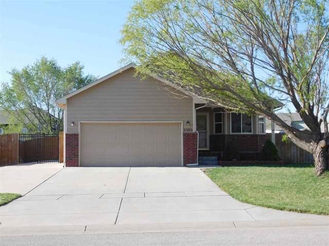 5305 W 44th St S, Wichita, KS 67215 (MLS #594959) :: Graham Realtors