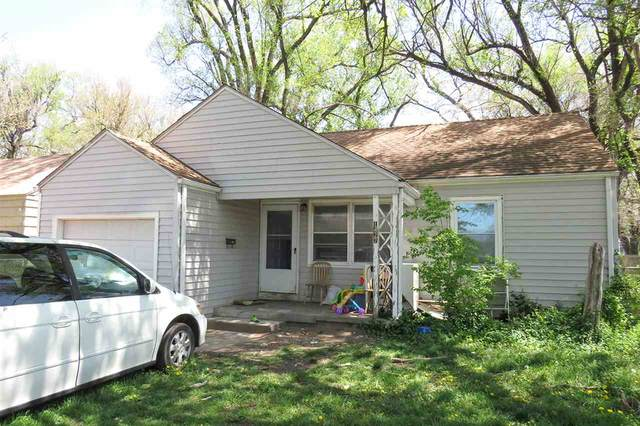 1422 N Minneapolis Ave, Wichita, KS 67214 (MLS #594976) :: COSH Real Estate Services