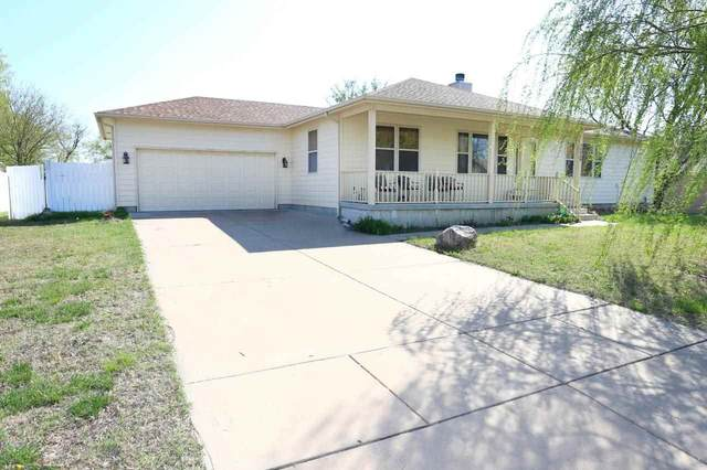 15329 E Castle St., Wichita, KS 67230 (MLS #594977) :: The Boulevard Group