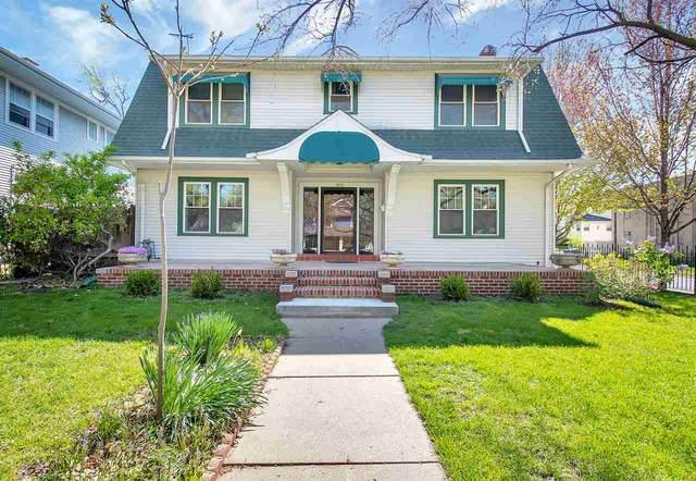 302 N Fountain St, Wichita, KS 67208 (MLS #594982) :: The Boulevard Group