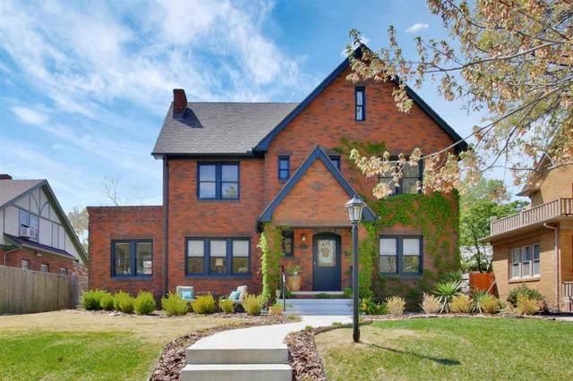 243 N Dellrose St, Wichita, KS 67208 (MLS #594985) :: The Boulevard Group
