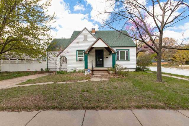 201 S Edwards Ave, Wichita, KS 67213 (MLS #594986) :: The Boulevard Group