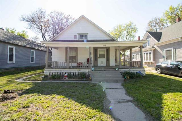 1943 N Market St, Wichita, KS 67214 (MLS #595002) :: Graham Realtors