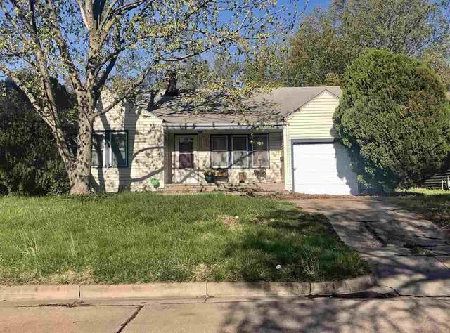 639 N Glendale St, Wichita, KS 67208 (MLS #595004) :: Pinnacle Realty Group
