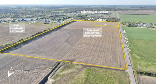 NE/c of 167th St W And W Maple St, Goddard, KS 67052 (MLS #595008) :: Graham Realtors