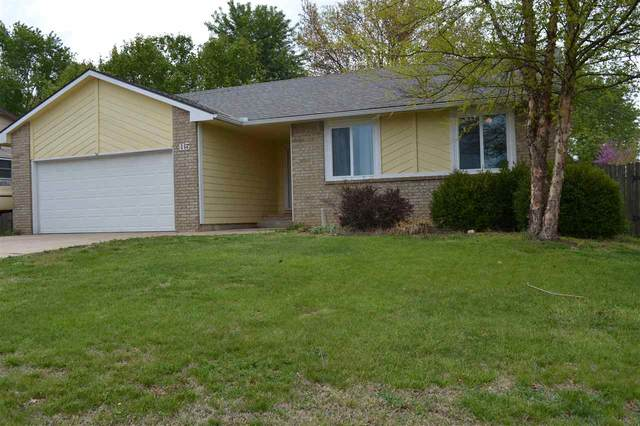 115 W Rockwood Blvd, Mulvane, KS 67110 (MLS #595021) :: Kirk Short's Wichita Home Team