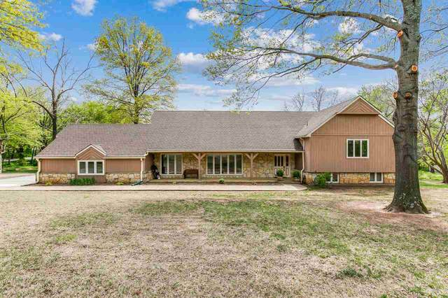 1 Crestwood Dr, Arkansas City, KS 67005 (MLS #595041) :: The Boulevard Group