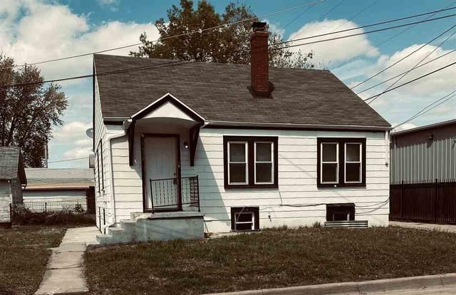 1612 E Orme, Wichita, KS 67211 (MLS #595046) :: Keller Williams Hometown Partners