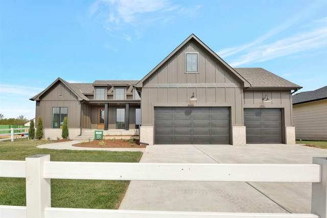 11408 E Brookview St, Wichita, KS 67226 (MLS #595058) :: Keller Williams Hometown Partners