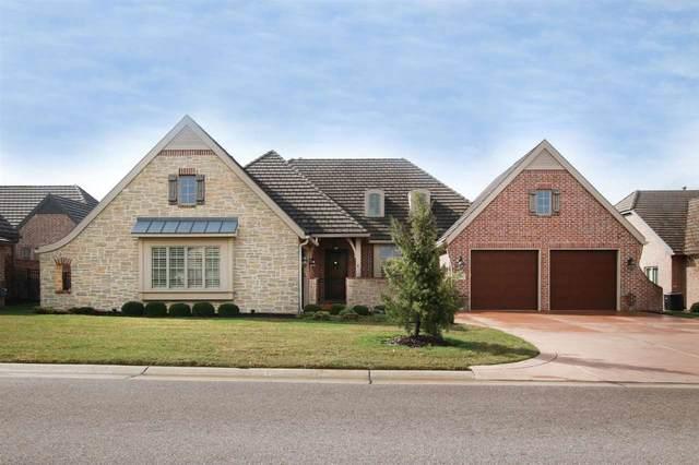 10511 E Genova St, Wichita, KS 67206 (MLS #595064) :: Keller Williams Hometown Partners