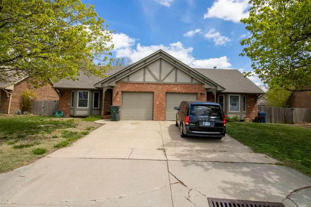 1832 S Laurel St, Wichita, KS 67207 (MLS #595081) :: The Boulevard Group