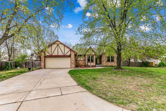 14911 E Plymouth St, Wichita, KS 67230 (MLS #595101) :: The Boulevard Group