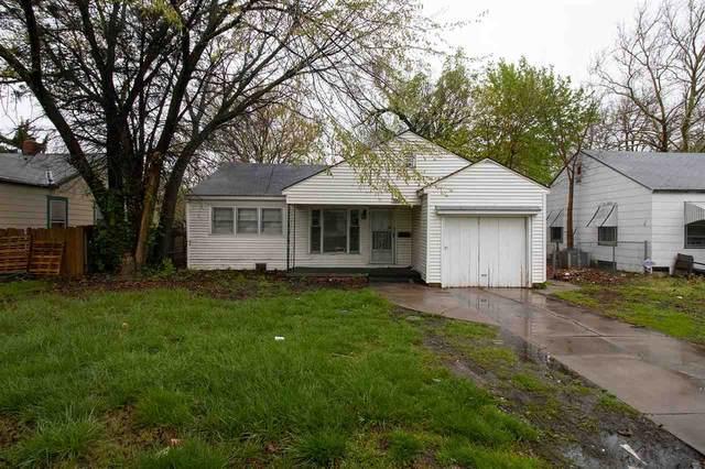 1307 N Dellrose St, Wichita, KS 67208 (MLS #595107) :: COSH Real Estate Services