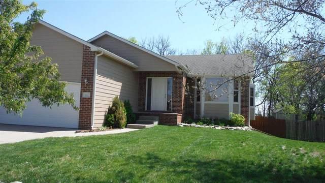 803 E Hedgewood St, Andover, KS 67002 (MLS #595137) :: Keller Williams Hometown Partners