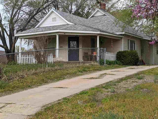 516 E C Ave, Kingman, KS 67068 (MLS #595144) :: The Boulevard Group