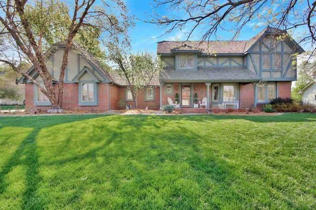 9025 E Windwood St, Wichita, KS 67226 (MLS #595188) :: Kirk Short's Wichita Home Team