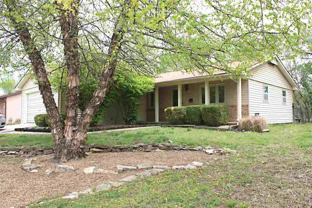 1302 N Taylor St, El Dorado, KS 67042 (MLS #595197) :: Pinnacle Realty Group