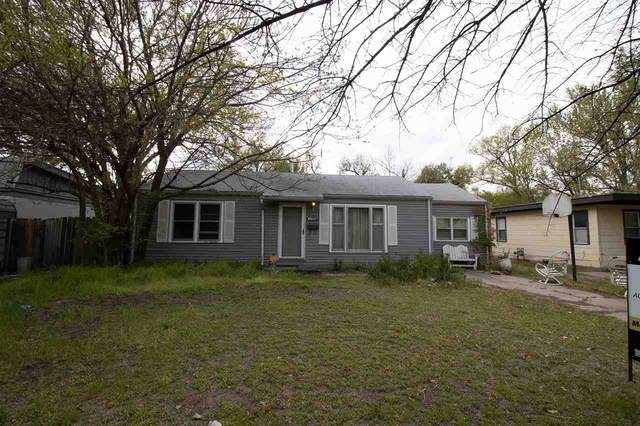 4563 S Osage Ave, Wichita, KS 67217 (MLS #595213) :: COSH Real Estate Services