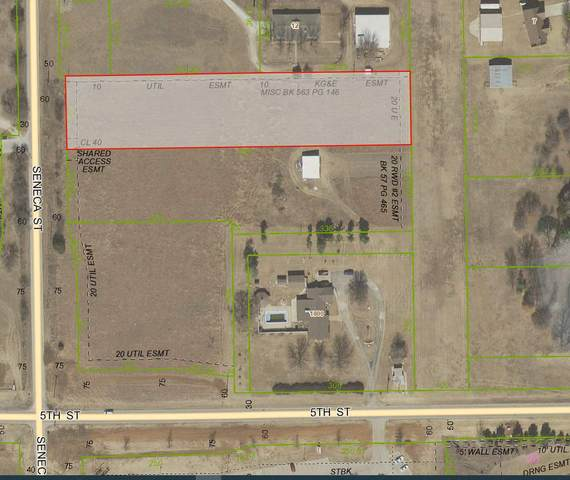 Lot 1 Block 1 Air Park Estates, Valley Center, KS 67147 (MLS #595217) :: Kirk Short's Wichita Home Team