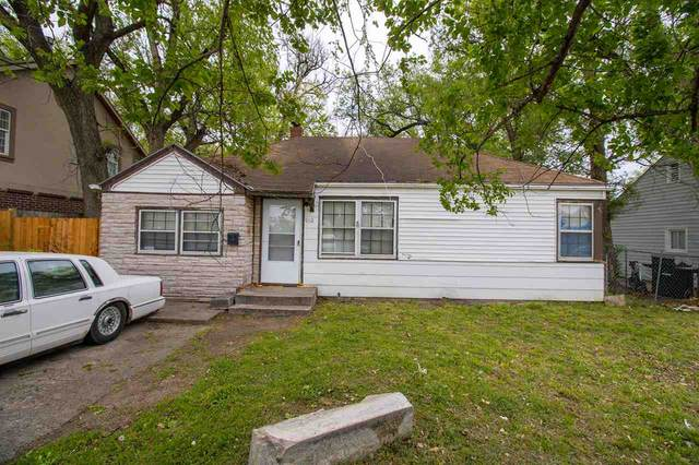 910 N Minnesota Ave, Wichita, KS 67214 (MLS #595222) :: COSH Real Estate Services