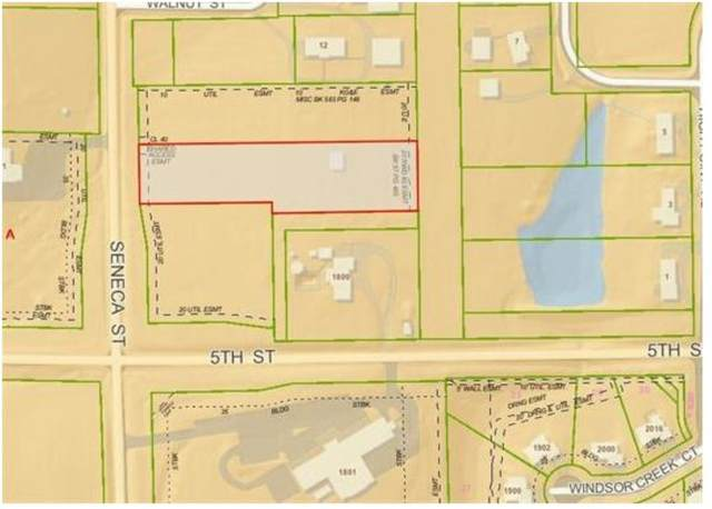 Lot 2 Block 1 Air Park Estates, Valley Center, KS 67147 (MLS #595225) :: Kirk Short's Wichita Home Team