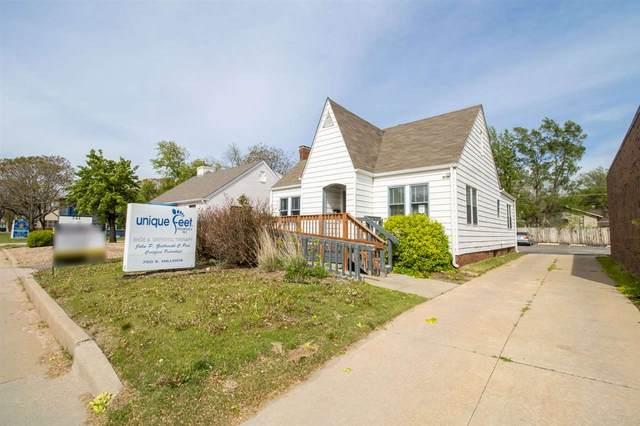 750 S Hillside St, Wichita, KS 67211 (MLS #595226) :: Pinnacle Realty Group