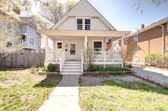 103 S Main St, Newton, KS 67114 (MLS #595239) :: Kirk Short's Wichita Home Team