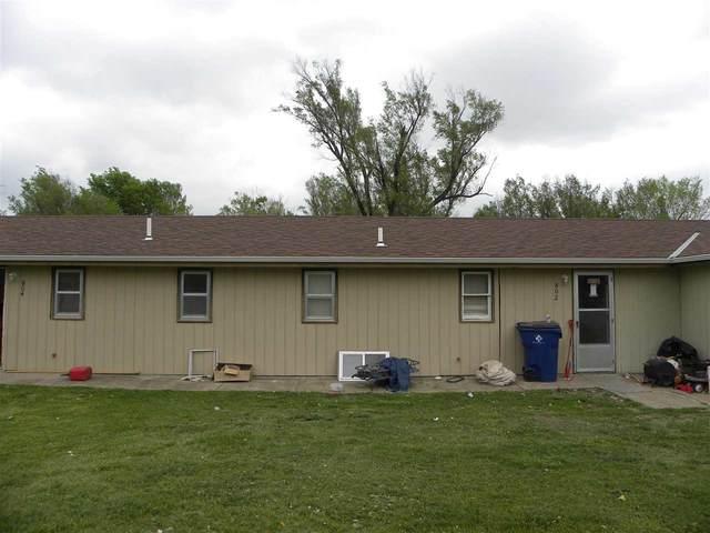 802 & 804 N Mulberry, Eureka, KS 67045 (MLS #595241) :: Graham Realtors