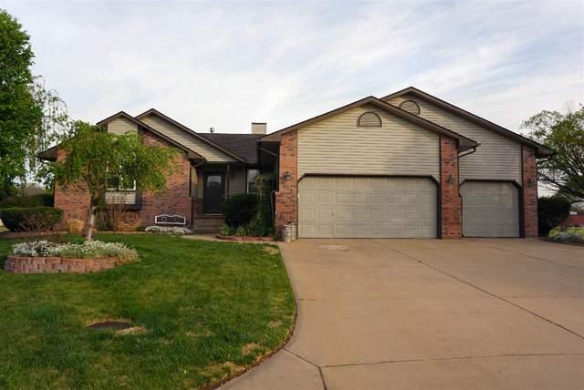 814 Park Glen St, Clearwater, KS 67026 (MLS #595242) :: Kirk Short's Wichita Home Team