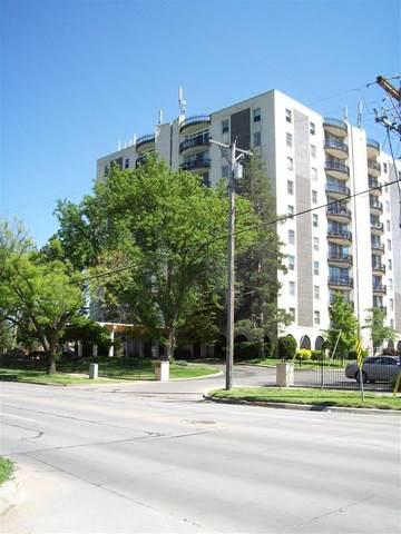 5051 E Lincoln St #4D, Wichita, KS 67218 (MLS #595288) :: The Boulevard Group