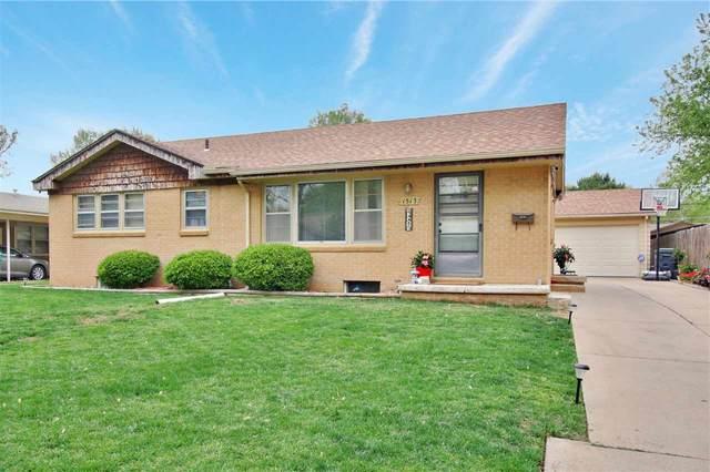 1513 N Gow, Wichita, KS 67203 (MLS #595303) :: COSH Real Estate Services