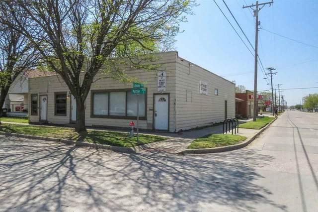 1201 S Pattie St 1211 E. Lincoln, Wichita, KS 67211 (MLS #595329) :: Kirk Short's Wichita Home Team