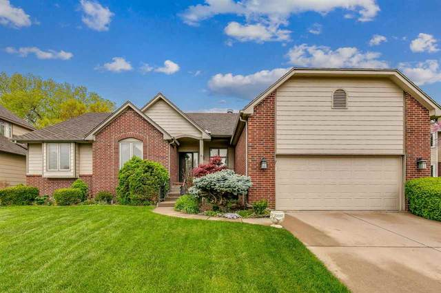 7030 W Garden Ridge Ct, Wichita, KS 67205 (MLS #595365) :: Pinnacle Realty Group