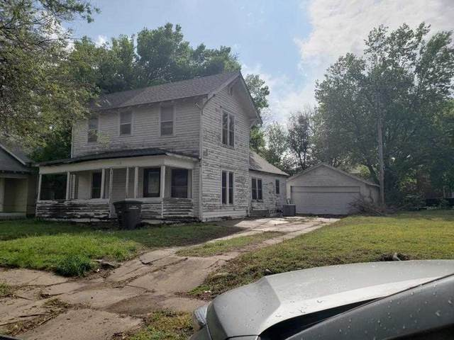 609 S B St, Arkansas City, KS 67005 (MLS #595401) :: Pinnacle Realty Group
