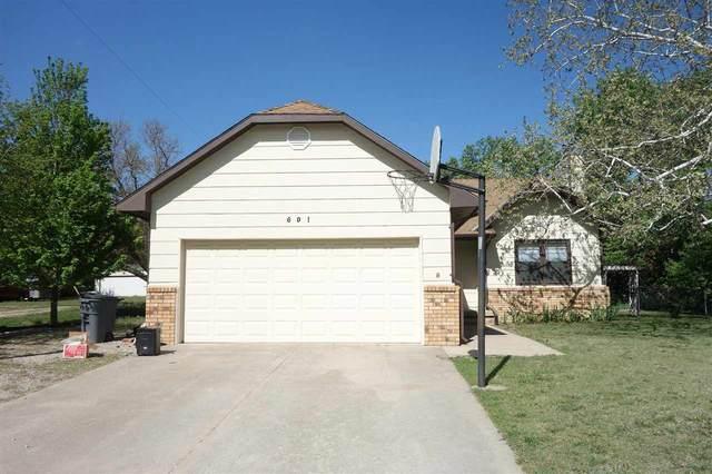 601 Joye St, Andover, KS 67002 (MLS #595478) :: The Boulevard Group