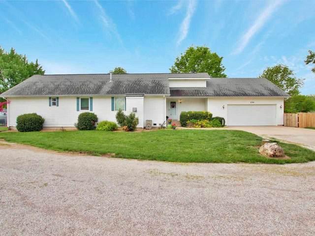234 N Berniece St, Wichita, KS 67206 (MLS #595484) :: Pinnacle Realty Group