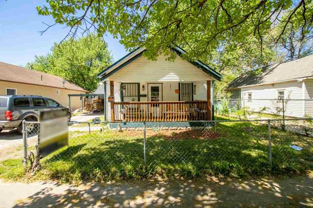 1025 S Greenwood Ave, Wichita, KS 67211 (MLS #595499) :: Keller Williams Hometown Partners
