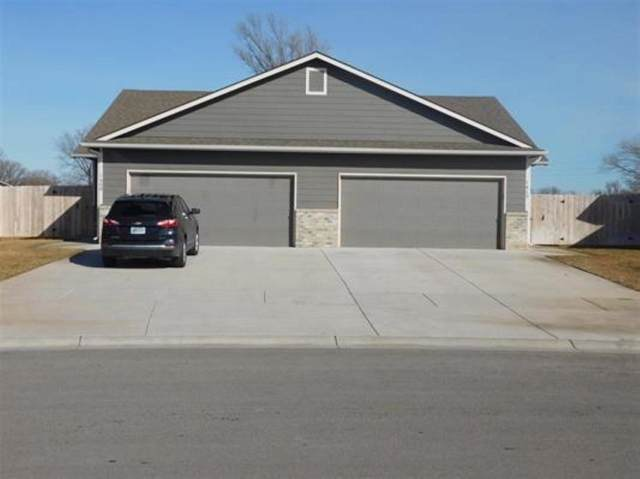 1338-1340 N Azena, Andover, KS 67002 (MLS #595507) :: Keller Williams Hometown Partners