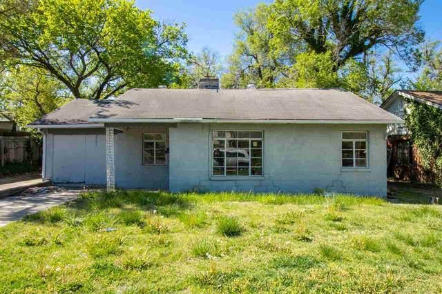 3703 E Lavon St, Wichita, KS 67208 (MLS #595513) :: COSH Real Estate Services